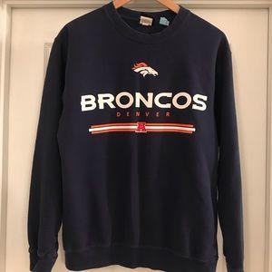Denver Broncos crewneck